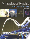 Principles of Physics  A Calculus Based Text