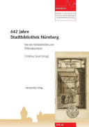 642 Jahre Stadtbibliothek Nürnberg