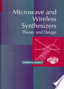 Microwave And Wireless Synthesizers