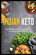 Indian Keto Cookbook