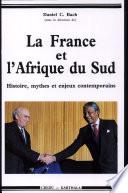 La France et l Afrique du Sud