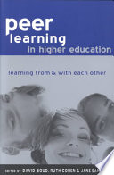 illustration Peer Learning in Higher Education, Learning from & with Each Other