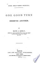 One Good Turn Deserves Another Book PDF