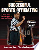 Successful Sports Officiating 2nd Edition