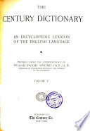 The    Century Dictionary  The Century dictionary Book PDF