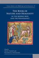 download ebook the book of nature and humanity in the middle ages and the renaissance pdf epub