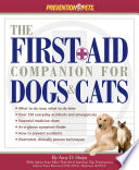 The First Aid Companion for Dogs   Cats