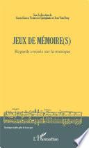 Jeux de mémoire(s)