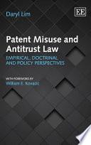 Patent Misuse And Antitrust Law