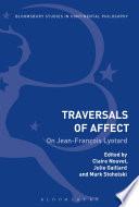 Traversals of Affect