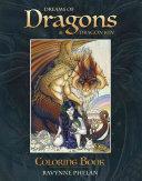 Dreams of Dragons   Dragon Kin Coloring Book