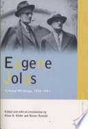 Eugene Jolas