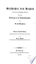 Cursus Der Institutionen book