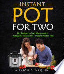 Electric Pressure Cooker For Two