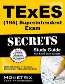 Texes Superintendent 195 Secrets