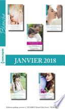 10 romans Blanche   1 gratuit  Janvier 2018 no1346    1350