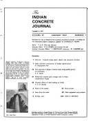 Indian Concrete Journal