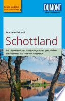 DuMont Reise-Taschenbuch Reiseführer Schottland