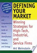 Defining Your Market
