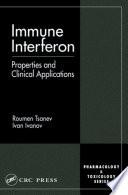 Immune Interferon
