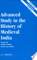 Vol  Iii  Medieval Indian Society And Culture