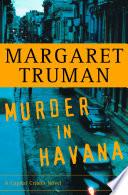 Murder in Havana Book PDF