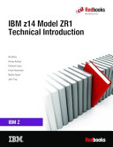 download ebook ibm z14 model zr1 technical introduction pdf epub