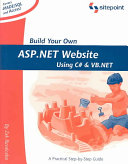 Build Your Own Asp Net Website Using C Vb Net
