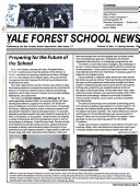 Yale Forest School News