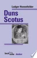 Duns Scotus
