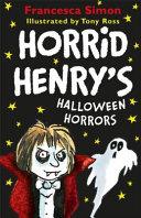 Horrid Henry s Halloween Horrors