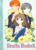 Fruits Basket Notebook Journal