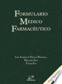 Formulario Médico Farmacéutico en español