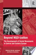Beyond NGO ization