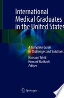 International Medical Graduates In The United States