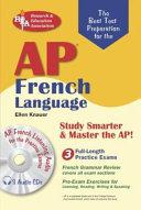 AP FRENCH LANGUAGE CD3