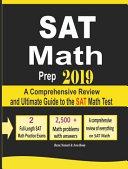 SAT Math Prep 2019