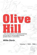 Olive Hill Book PDF