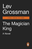The Magician King-book cover