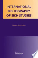 International Bibliography of Sikh Studies