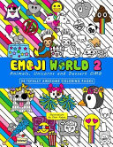 Emoji World 2 Coloring Book