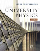 Sears and Zemansky s University Physics