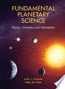 Fundamental Planetary Science