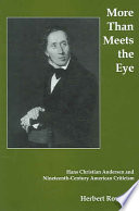 More Than Meets The Eye : of hans christian andersen exclusively...