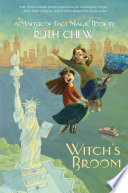 A Matter of Fact Magic Book  Witch s Broom
