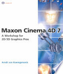 Maxon Cinema 4D 7