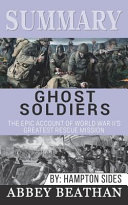 Summary Ghost Soldiers