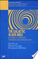 The Galactic Black Hole