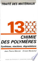 Chimie des polym  res