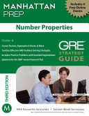 Number Properties GRE Strategy Guide  3rd Edition